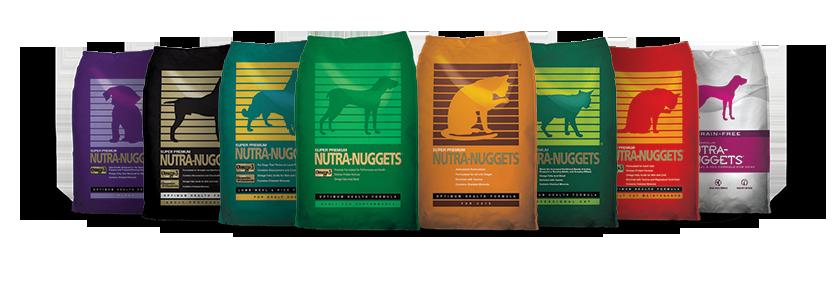 Hound Dog And Cat Food Supply