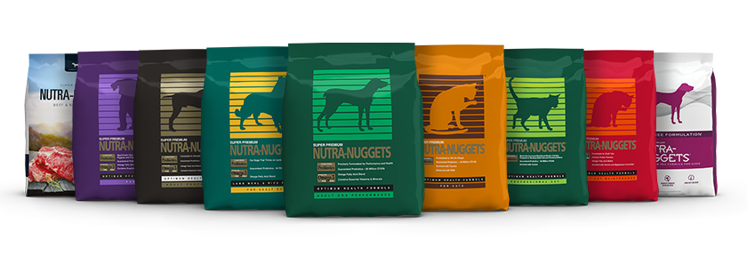 Nutra Nuggets US Bag Family